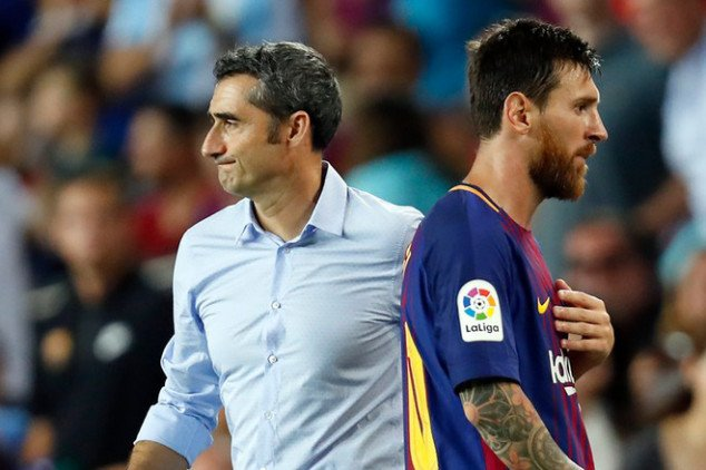 Valverde's four transfer targets to keep Messi