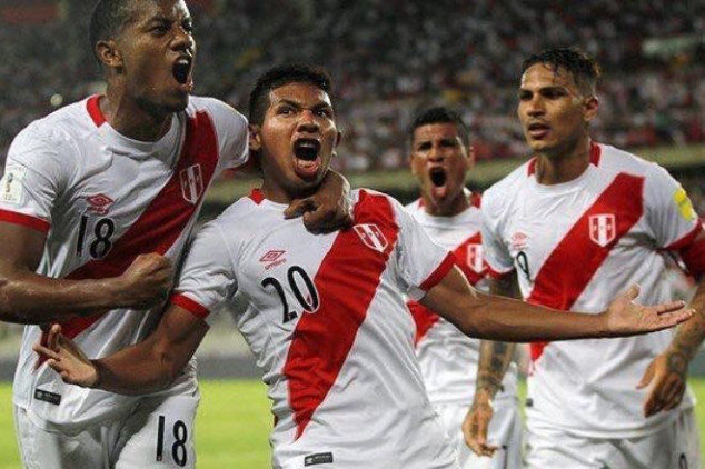 Perú's spot in WC 2018 safe