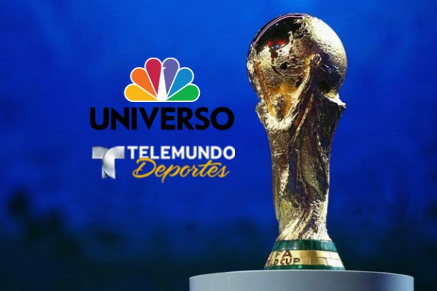 +1,500 hours of World Cup coverage on Telemundo