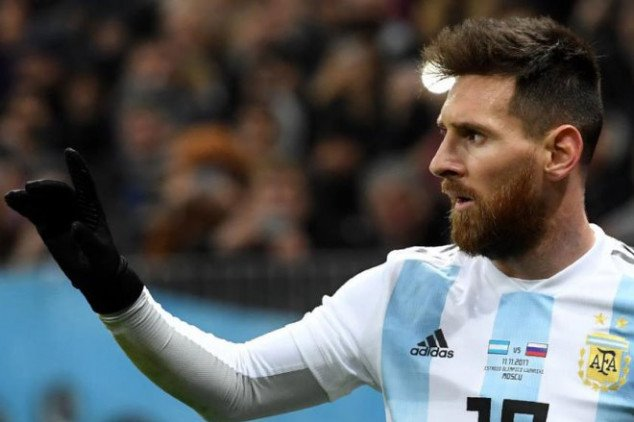 Messi admits football 'owes him' for WC loss