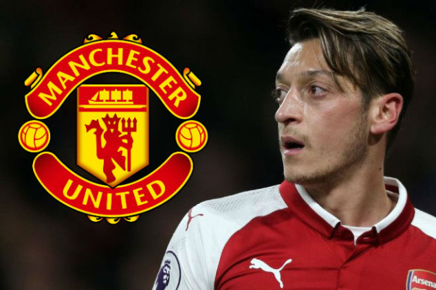 Ozil will snub Barcelona to join Manchester United