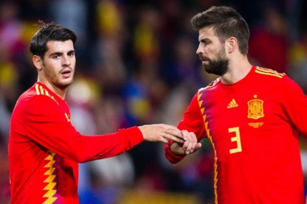 FIFA could ban Spain from playing in the 2018 WC