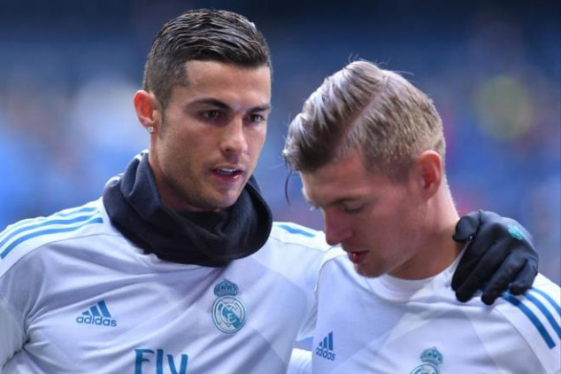 CR7 & Kroos make history with 4th Club WC title