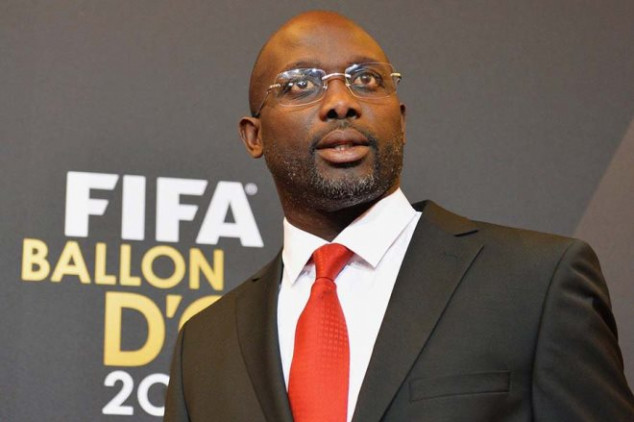 Weah wins presidential election of Liberia