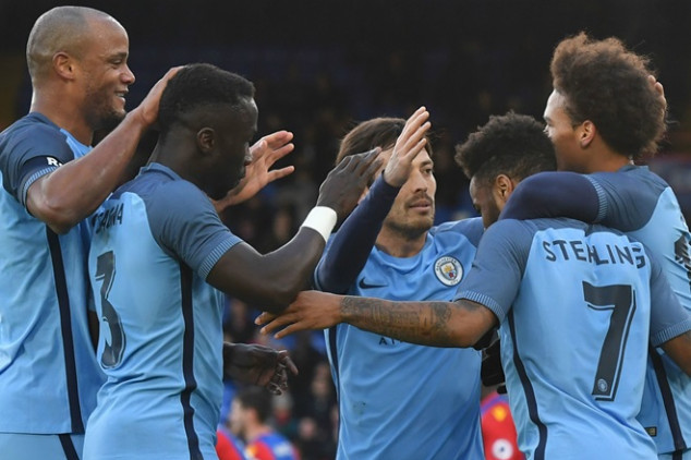 Crystal Palace vs Man City viewing info