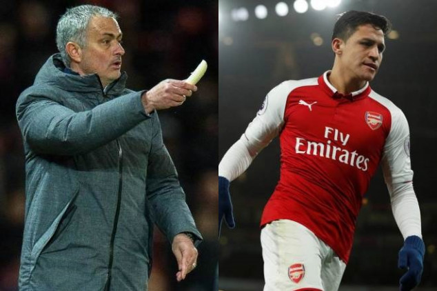 Mourinho will try to steal Alexis from Pep's hands