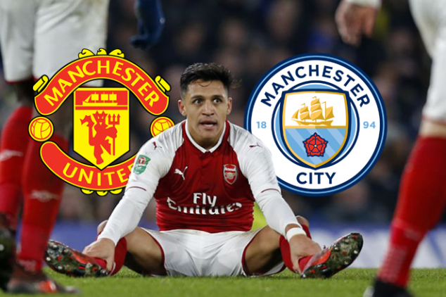 Alexis chooses between United and City