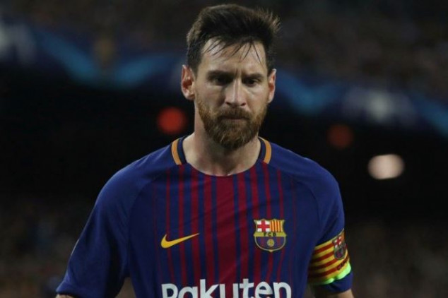 Football Leaks digs into Messi's new contract