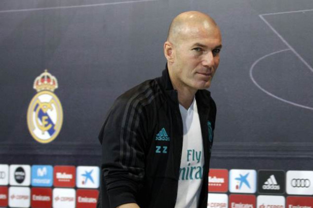 Zidane's replacement may already be lined up