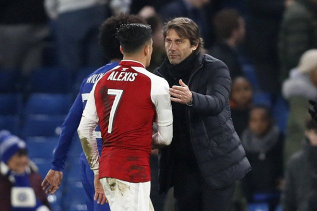 Conte opens up about Sanchez rumors