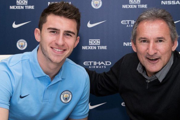 Twitter reacts to Laporte's Man City transfer