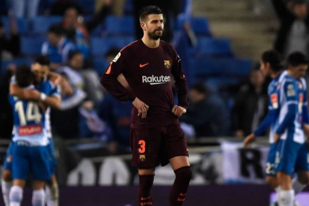 Pique's comments and what awaits Barca at Espanyol