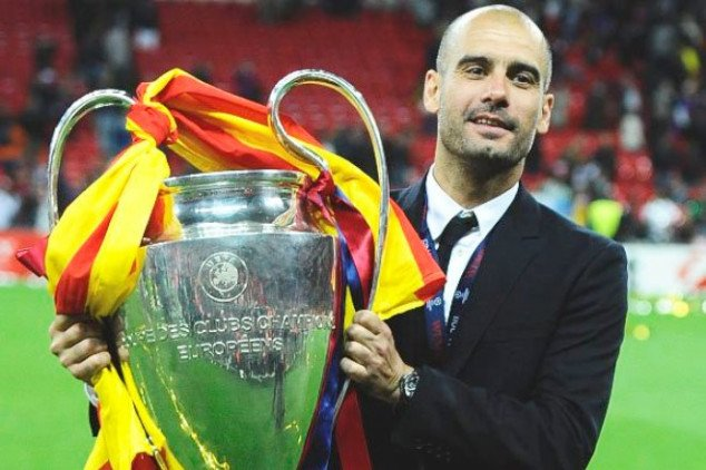 Man City's chances of UCL glory with Pep as boss