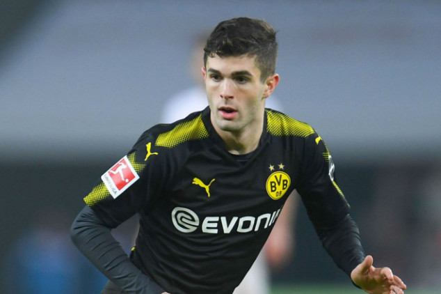 Chelsea plotting player exchange for Pulisic