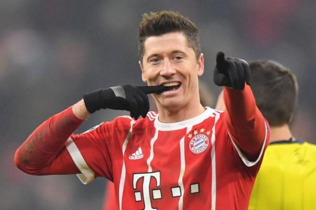 Lewandowski seems set to leave Bayern Munich