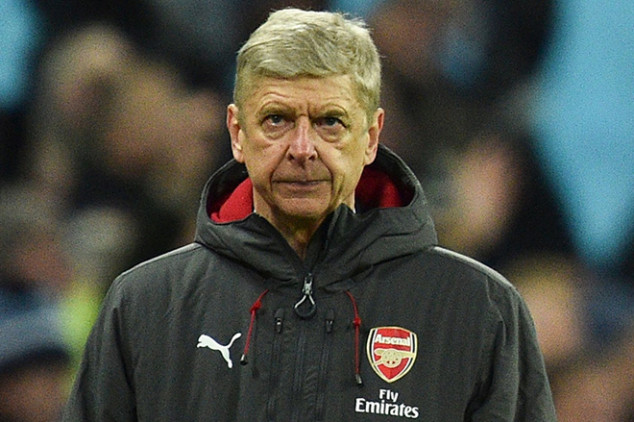 Arsenal eyeing seven managers