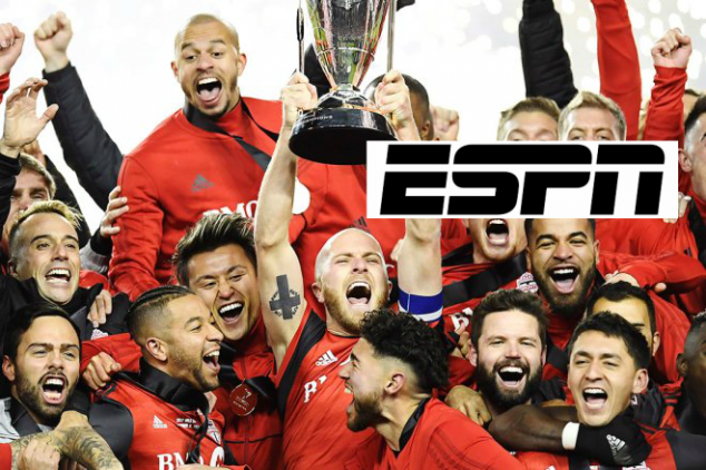 All MLS games to be telecasted on ESPN networks