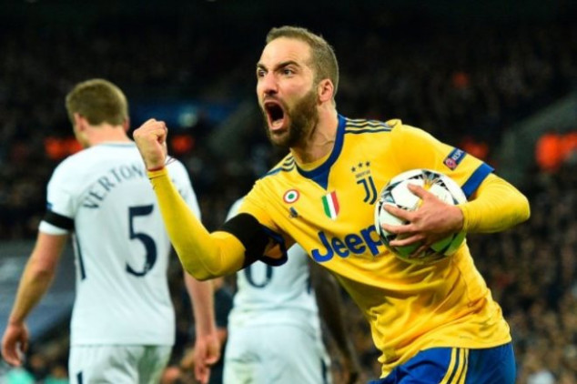 Juve ends hoodoo with win vs Tottenham