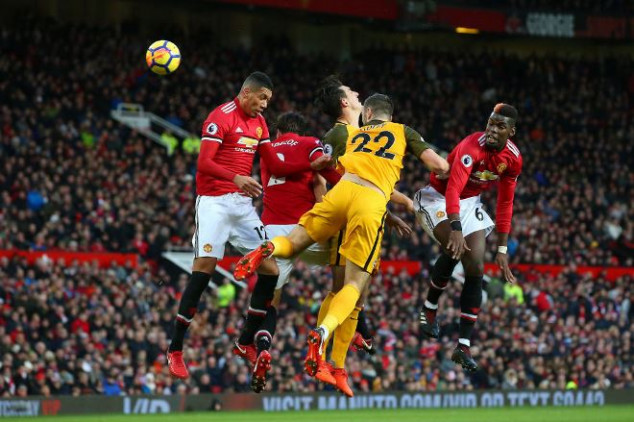 Red Devils aim at FA Cup glory after UCL exit