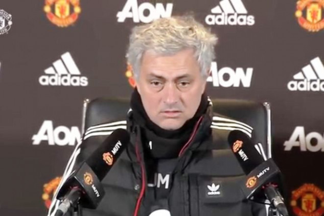 Watch: Mourinho blasts Man United players again