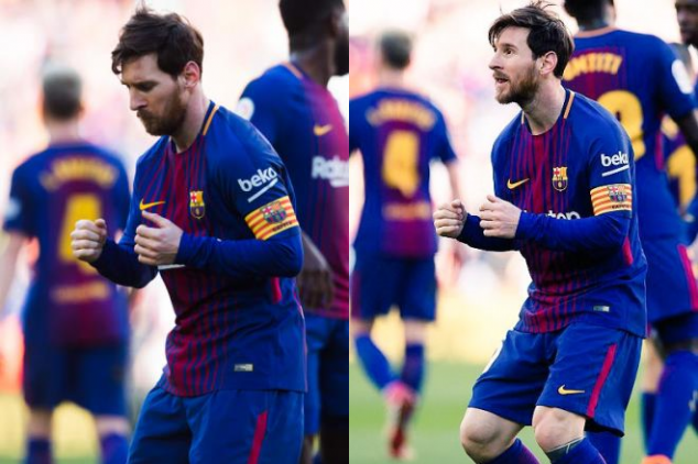 Social media reacts to Messi's goal & dance