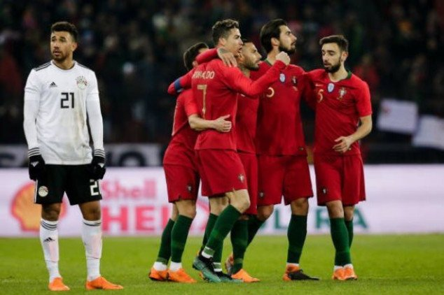Ronaldo reaches new landmark with two late goals