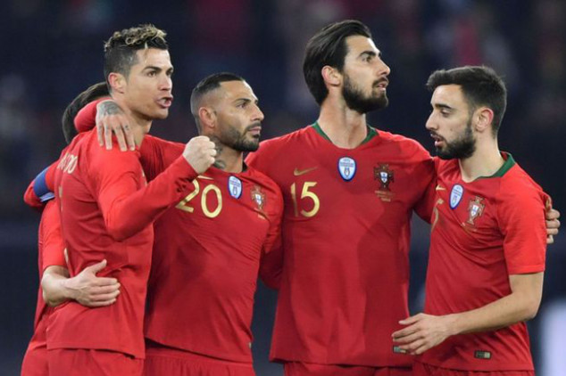 Where to watch Portugal vs Netherlands