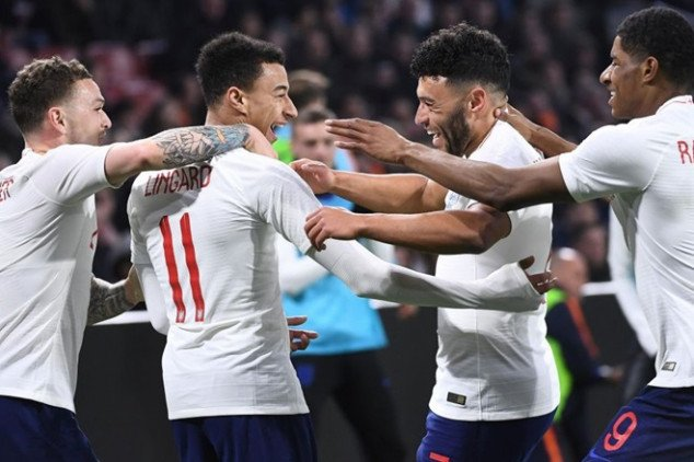 England vs Italy viewing info