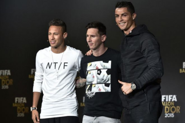Neymar forgets CR7 and Messi in WC predictions