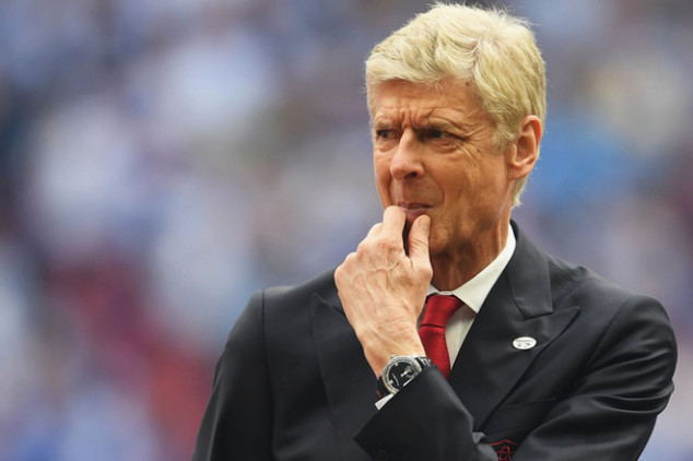 Arsenal board split over Wenger replacement