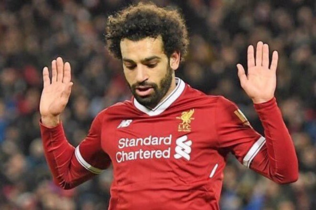 Salah's brace earns him a place in history