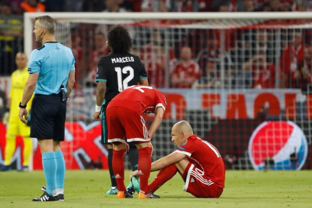 Bayern Munich match unwanted UCL record