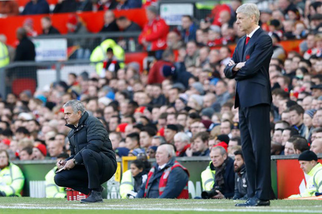 Where to watch Man United vs Arsenal