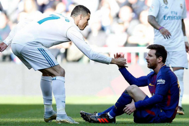 Picking a combined XI for El Clasico