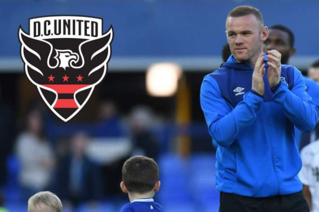 Wayne Rooney set to leave Everton to join MLS side