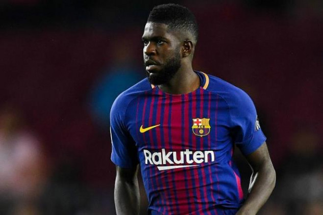 Umtiti, 'free' to join Manchester United