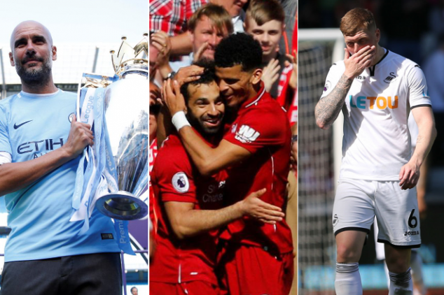 EPL final day roundup