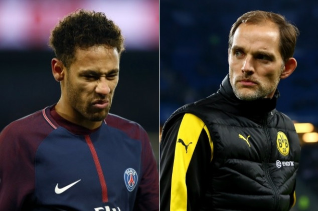 Tuchel and Neymar will work together at PSG