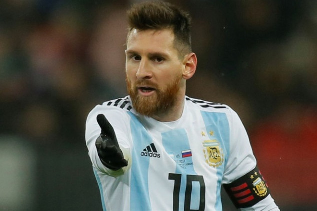 Argentina 2018 FIFA World Cup official squad