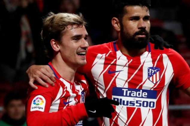 How has Atlético done in European finals?