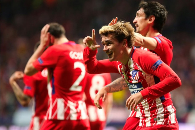 Atletico Madrid's journey to Europa League final