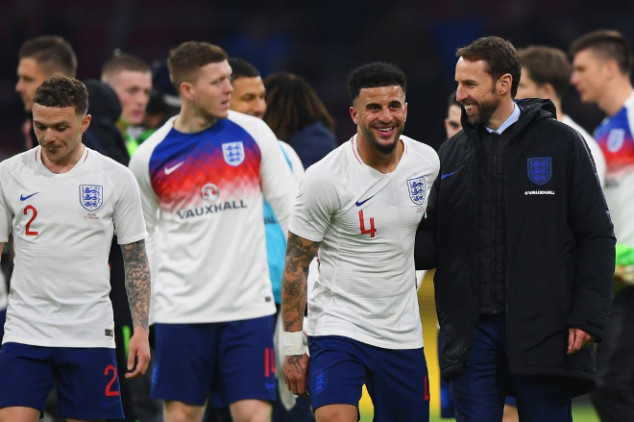 England reveals final World Cup squad