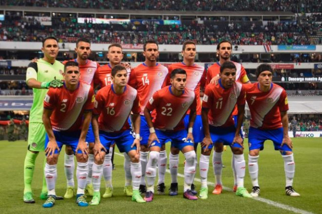 Costa Rica unveils 23-man squad for FIFA WC