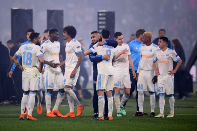 Marseille's trophy drought in Europe continues
