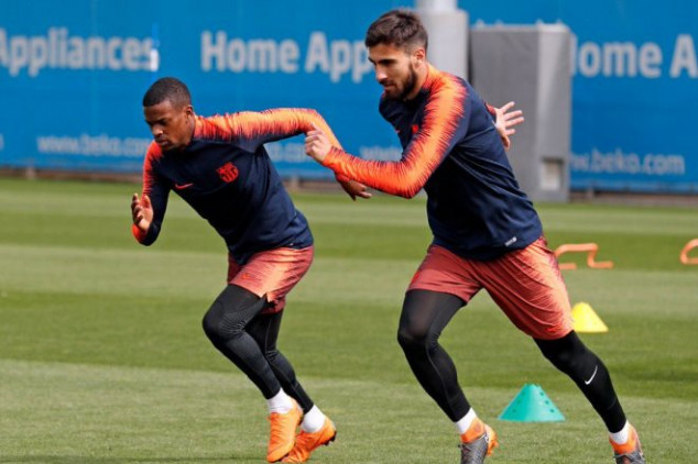 Barça players snubbed from Portugal's WC squad