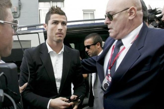 CR7 admits guilt in tax fraud case