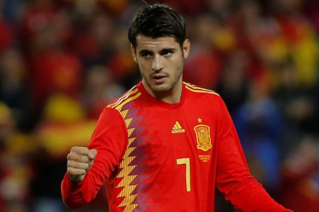 Morata and co. amiss in Spain's 'leaked' WC list
