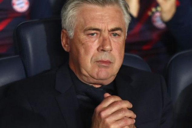 Ancelotti joins Napoli on a 3-year deal
