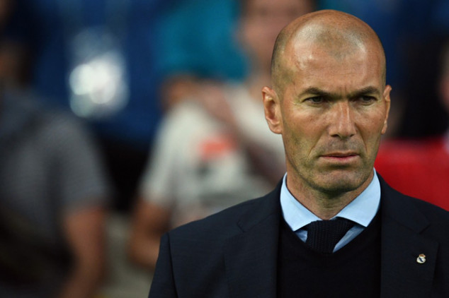 Zidane makes admission about France job
