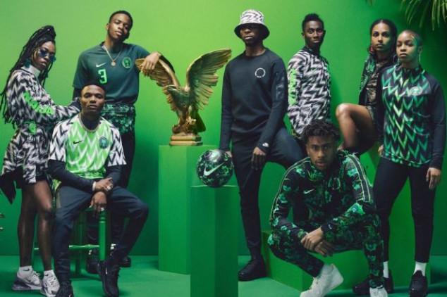 World Cup 2018: All 64 confirmed home & away kits